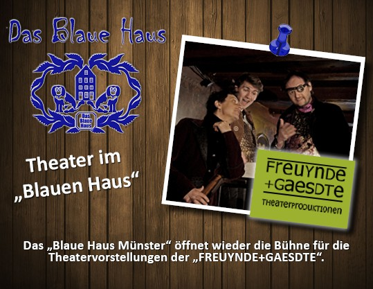 Theater – FREUYNDE + GAESDTE