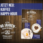 Kaffe Happy-Hour