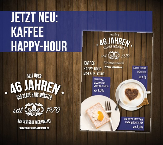 Kaffe Happy-Hour