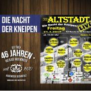 Altstadt Live zum 32 Mal